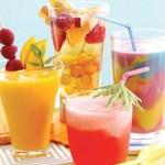 Smoothies με Φρούτα και Γιαούρτι
