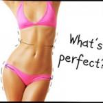 Ποιές είναι οι ιδανικές αναλογίες σώματος;