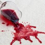 Λεκές από κόκκινο κρασί, πως θα τον εξαφανίσουμε!
