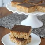 Σοκολατένια cookies με φυστικοβούτυρο!