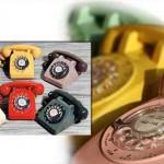 Κερδίστε ένα Vintage τηλέφωνο και στολίστε με μια διαφορετική άποψη τον χώρο σας.