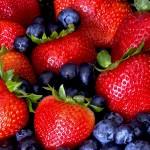 Λεκές από κόκκινα φρούτα!