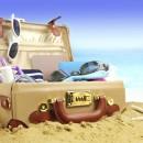 H βαλίτσα των καλοκαιρινών διακοπών!