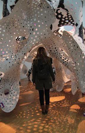 Στο μουσείο του Pompidou!