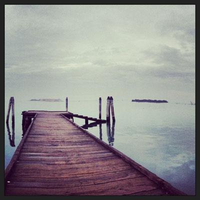 ενθύμιον νήσου Αγίου Σέρβουλου Βενετίας