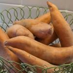 Γλυκοπατάτες, μια θρεπτική τροφή