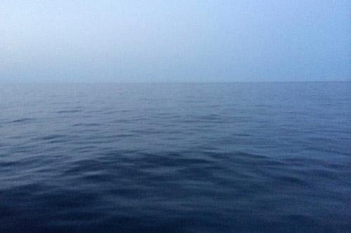 Η θάλασσα είναι το δεύτερο πιο συχνό όνειρο που βλέπω.