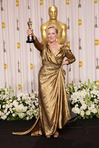 Meryl Streep || 2011 Lanvin
