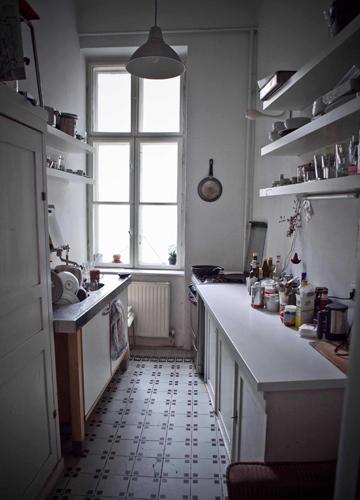 Η κουζίνα που δεν ξέχασα