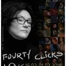 """Fourty Clicks"" || Ευαγγελία Θωμάκου"
