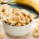 Αποξηραμένες μπανάνες, πως τις φτιάχνουμε