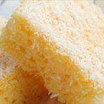 Κέικ με πεπόνι και ινδοκάρυδο