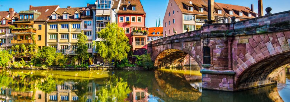 Νυρεμβέργη, μια πόλη μαγική