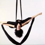 Aerial yoga, αίσθηση ελευθερίας!