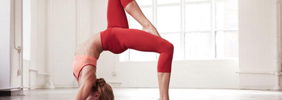 Δεν μπορώ σήμερα, έχω yoga!